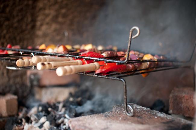 Rwandan brochettes