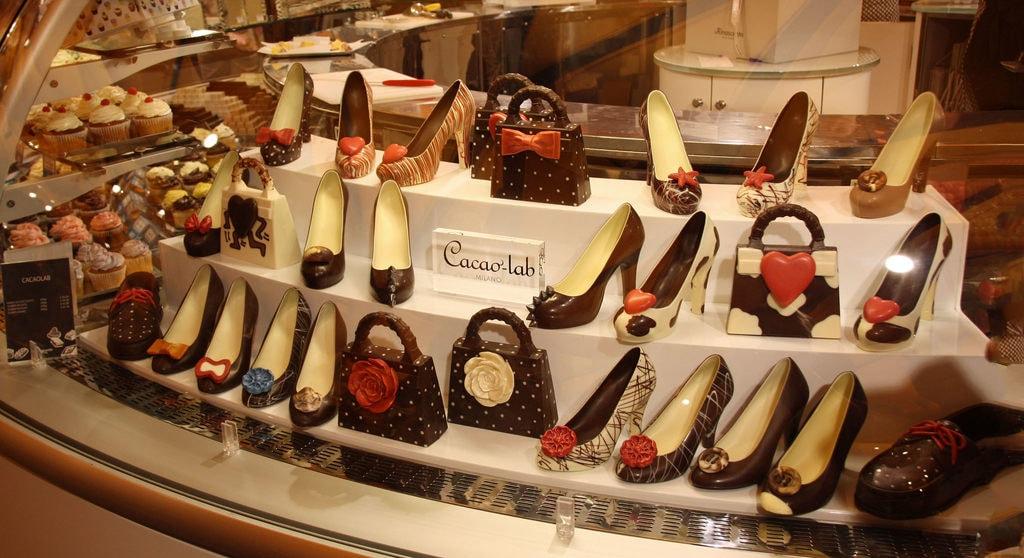 Schokolade La Rinascente©Christine Wagner:Flickr