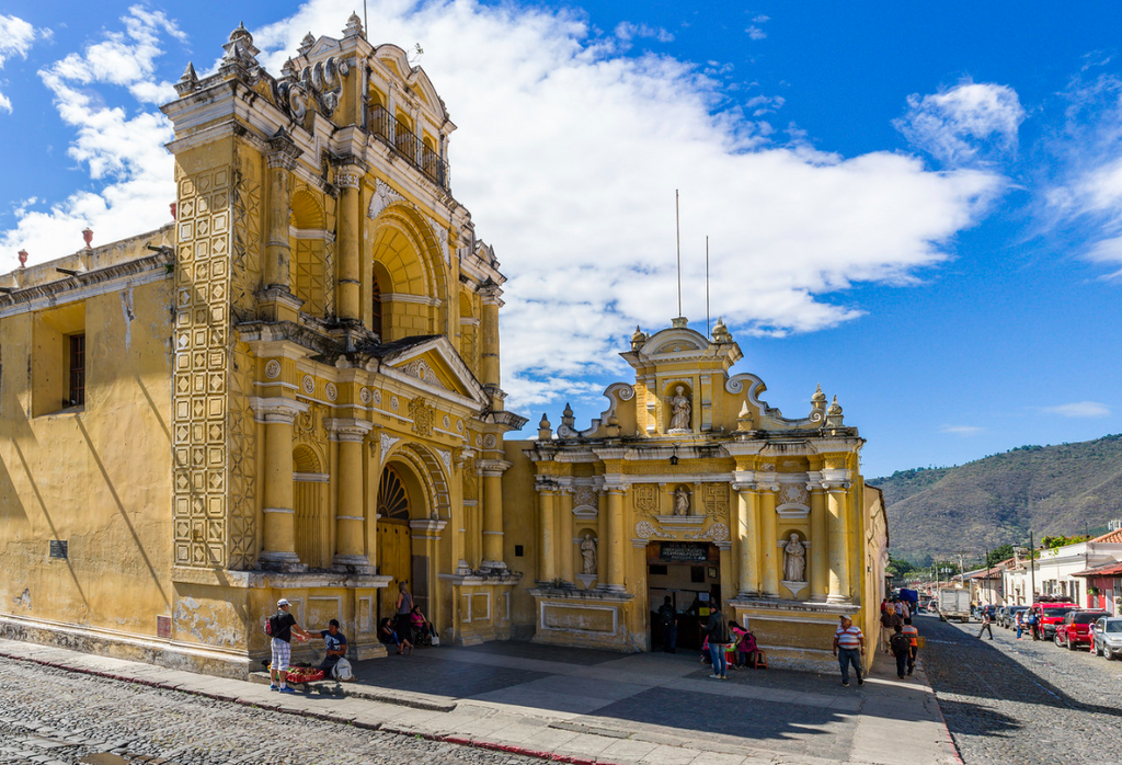 The Most Beautiful Buildings In Antigua Guatemala