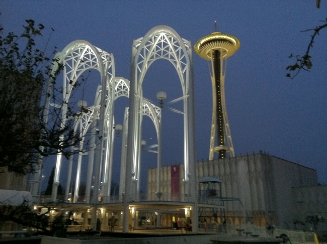 Seattle Center | © erocside/Flickr