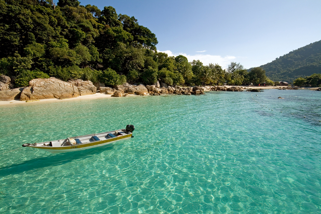 Crystal clear waters of the Perhentian islands | © Tuomas Lehtinen/Shutterstock