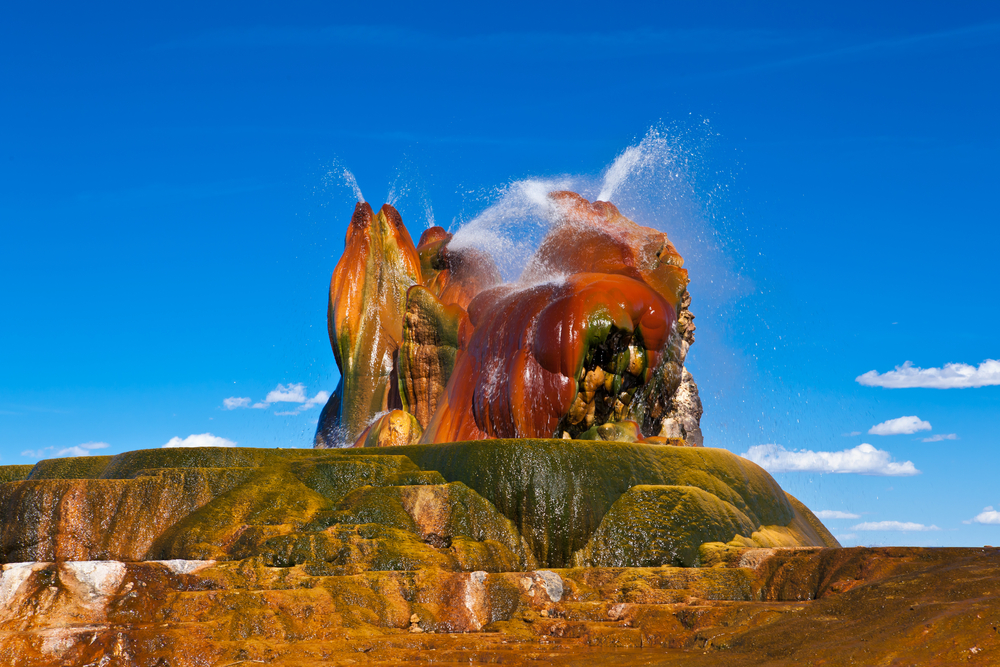 This Is The Most Bizarre Geyser In The World