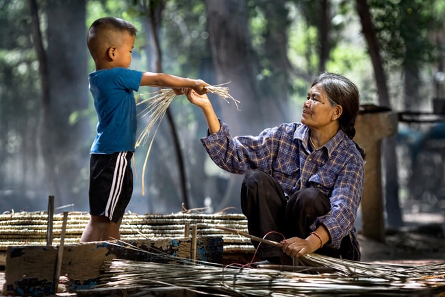 Cambodians put family first | © Ninja SS/Shutterstock