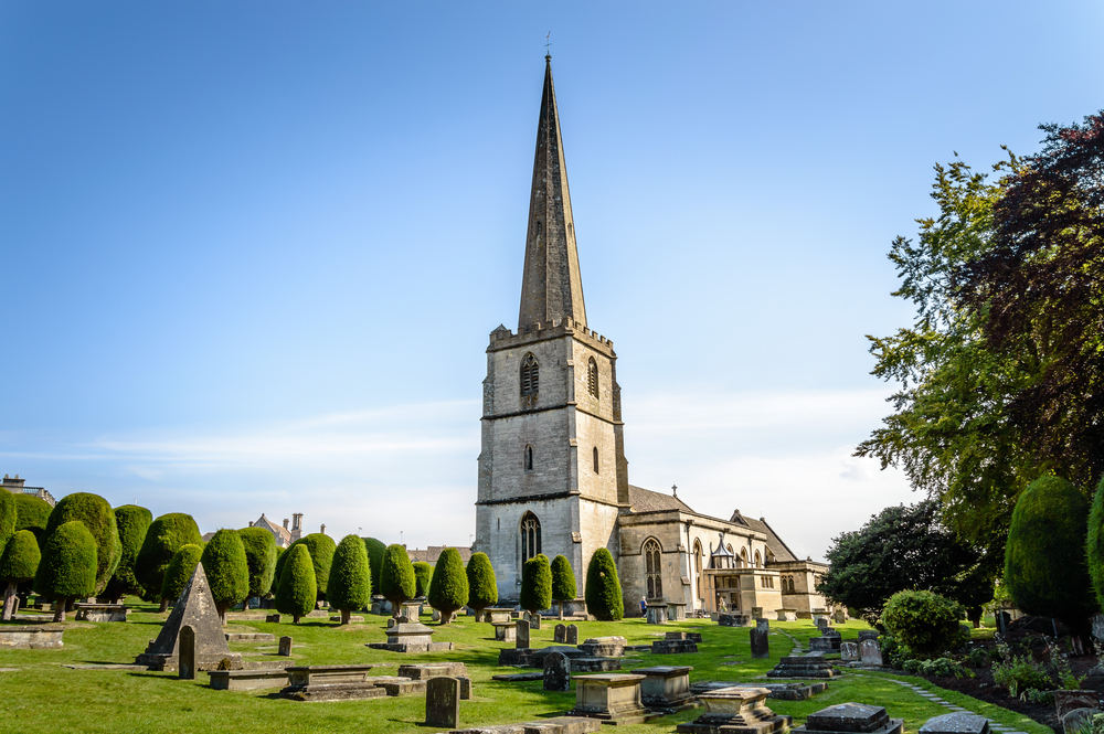 St Mary's Church, Painswick | © JJFarq/Shutterstock