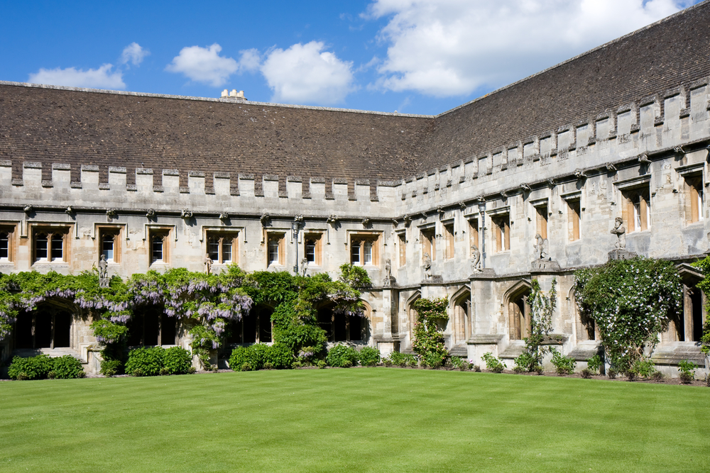 Magdalen College   © Doctor Jools/Shutterstock
