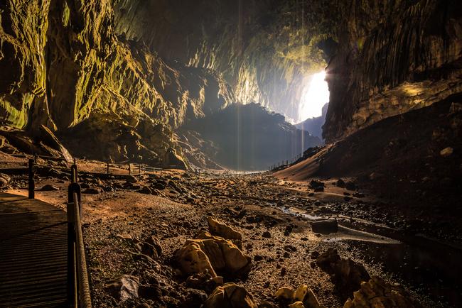 Bat Cave in Borneo | © Christian Reinwald/Shutterstock