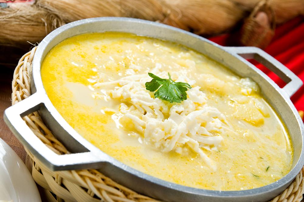 Creamy Locro de Papas | © Santiago Cornejo/Shutterstock