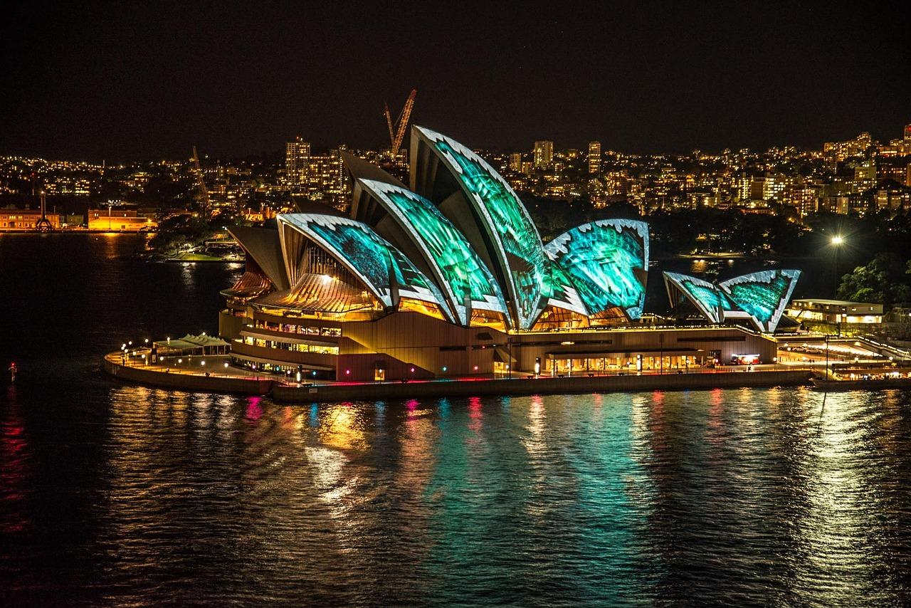 Sydney Opera House | © pattyjansen/Pixabay