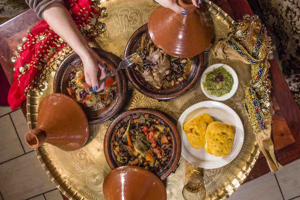Where to find traditional moroccan food in nyc for Authentic moroccan cuisine