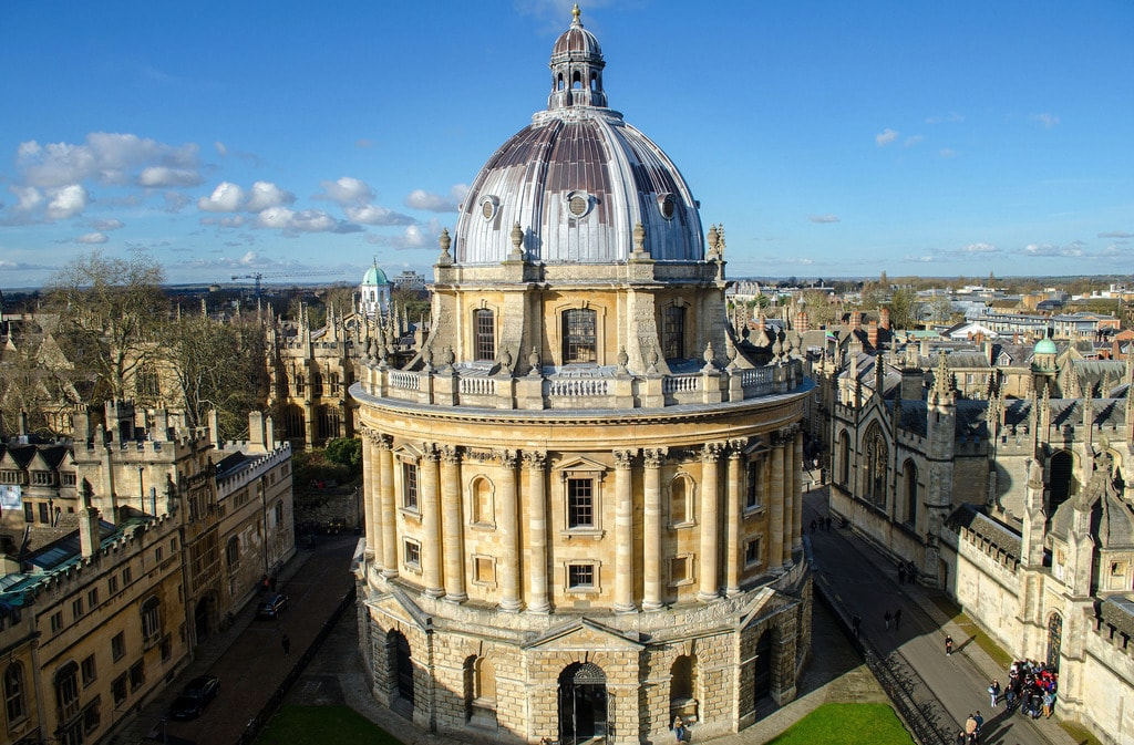 The Radcliffe Camera | © Alison Day/Flickr
