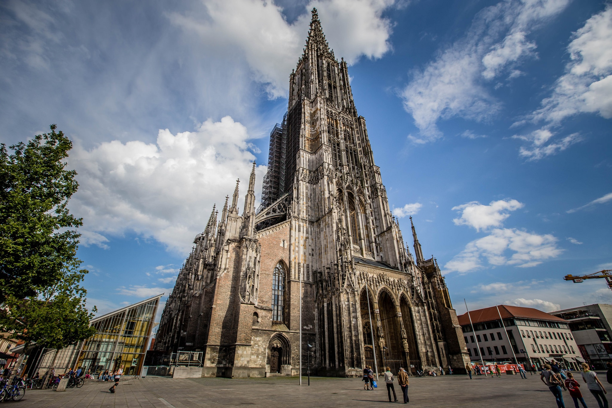 Ulm Minster | © N i c o l a / Flickr