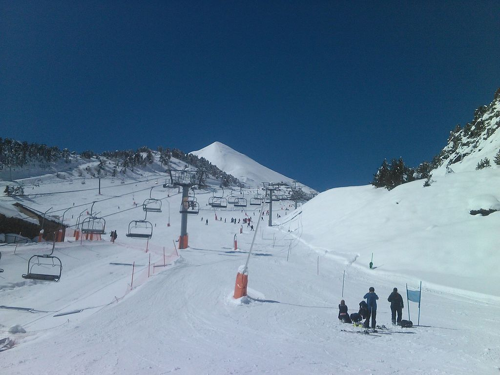 Vallnord Ski Area, Andorra | © Arnaucc / Wikimedia Commons
