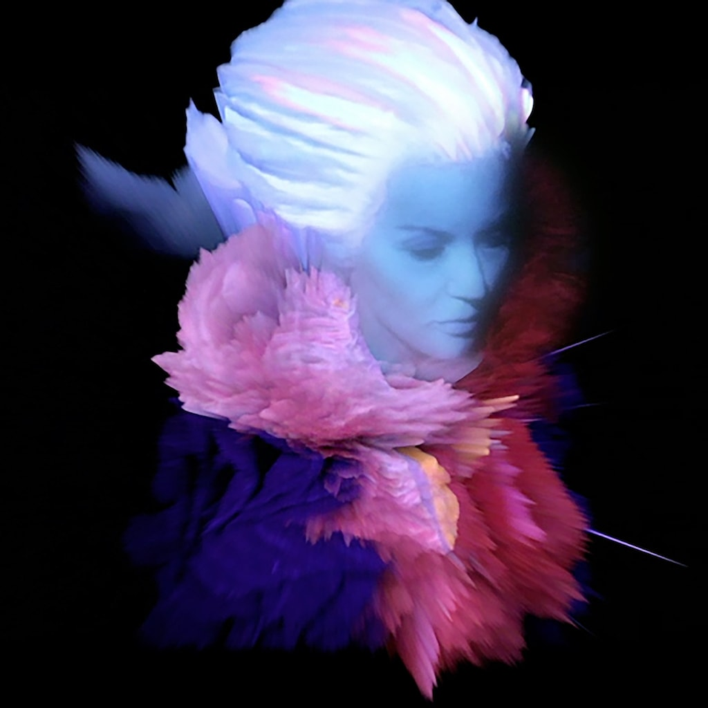 Nick Knight and Daphne Guinness, Visions Couture: Junya Watanabe, SHOWstudio 2011, digital film | Courtesy of SHOWstudio