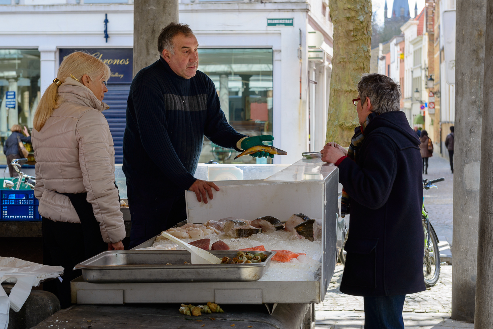 Vismarkt or 'Fish Market' | © André P. Meyer-Vitali / Flickr