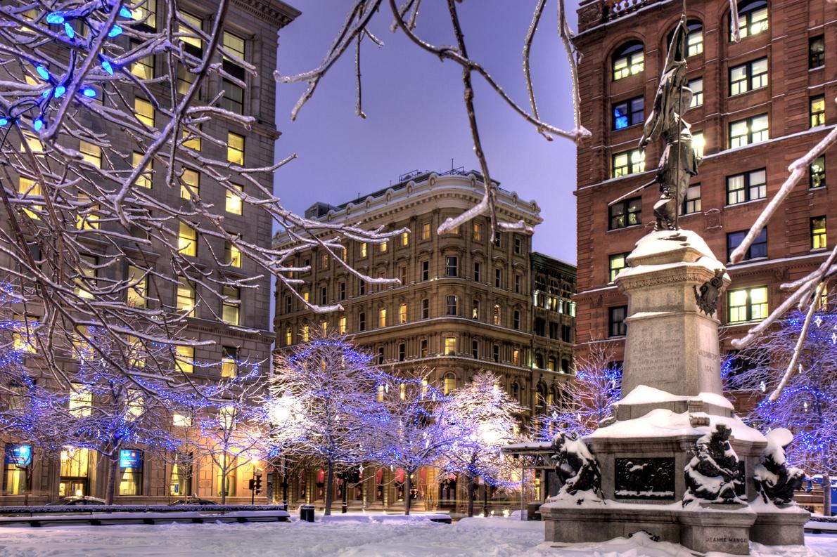 The Most Romantic Winter Wedding Destinations In Canada