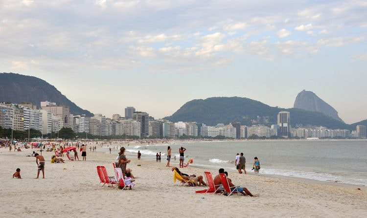 Copacabana ©   chensiyuan/WikiCommons