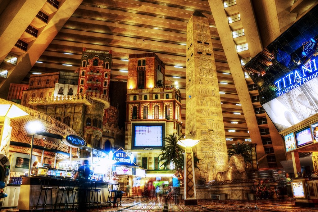 10 Things You Didn T Know About Las Vegas Luxor Hotel