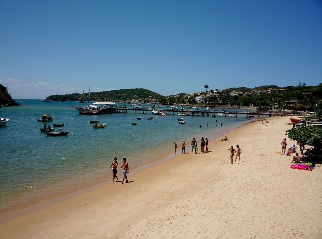 Praia do Canto  ©Fulviusbsas/WikiCommons