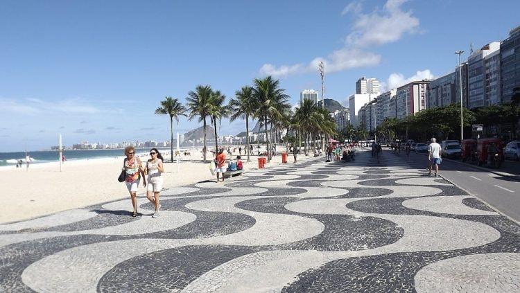 Copacabana Beach   © Mteixeira62/WikiCommons