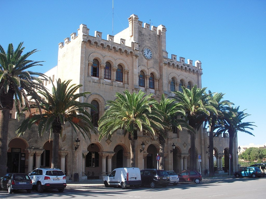 Town hall of Ciutadella | © Maria Hdez. / WikiMedia Commons