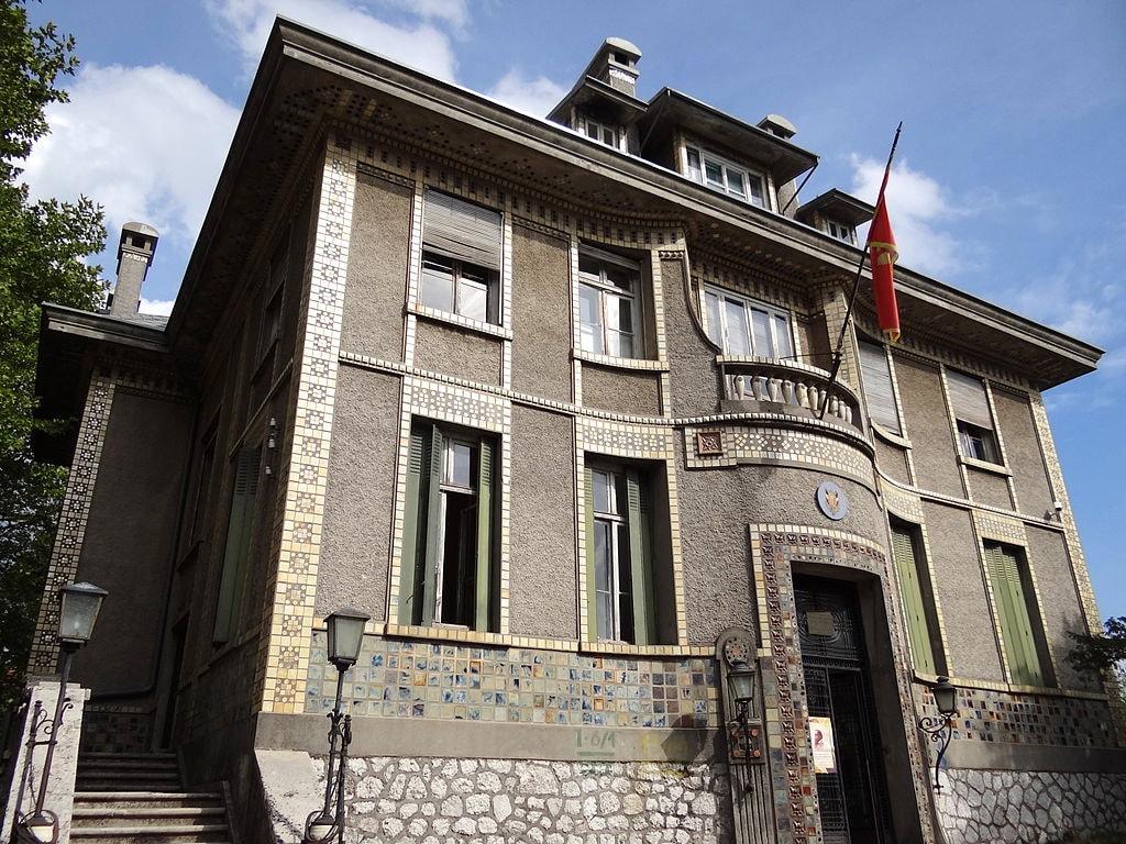 French Embassy Cetinje | © Adam Jones, Ph.D./WikiCommons