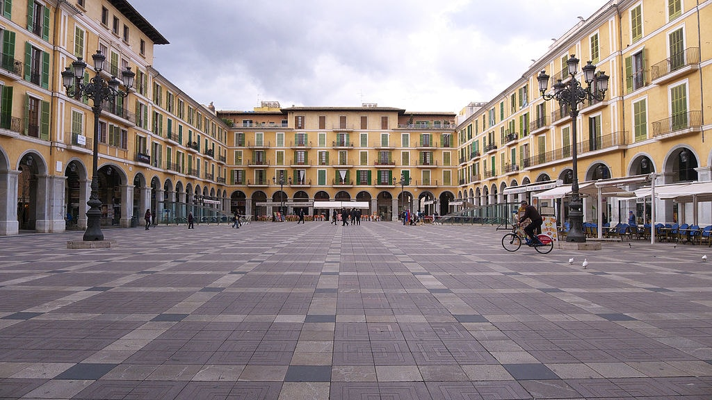 Palma Plaza Mayor | © José Luis Filpo Cabana / Wikimedia Commons