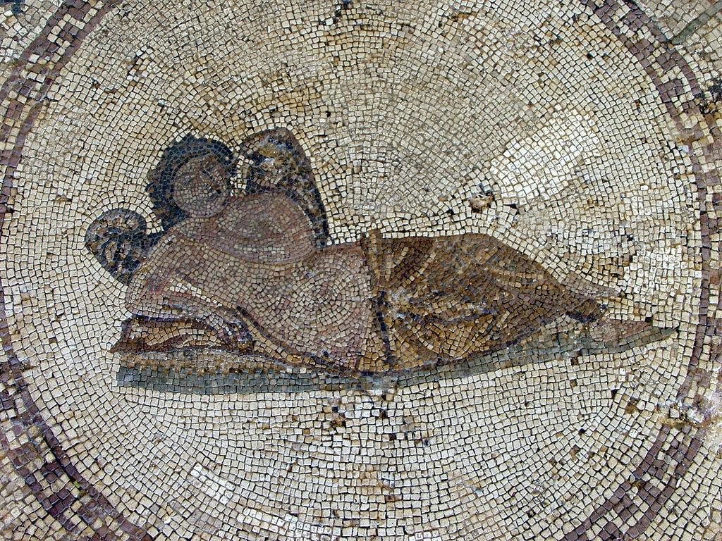 Roman Mosaics Risan | © Jasusz Reclaw/WikiCommons