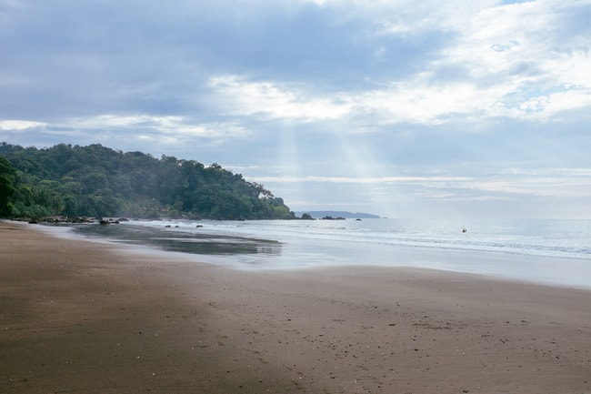 Late afternoon at Guachalito beach, Colombia | © Andreas Philipp/Flickr