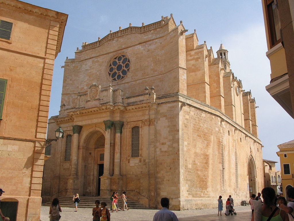 Santa Maria Cathedral | © Mac9 / Wikimedia Commons