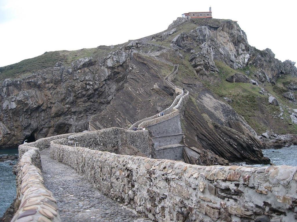 San Juan de Gaztelugatxe, Basque Country | © Jdopico / Wikimedia Commons