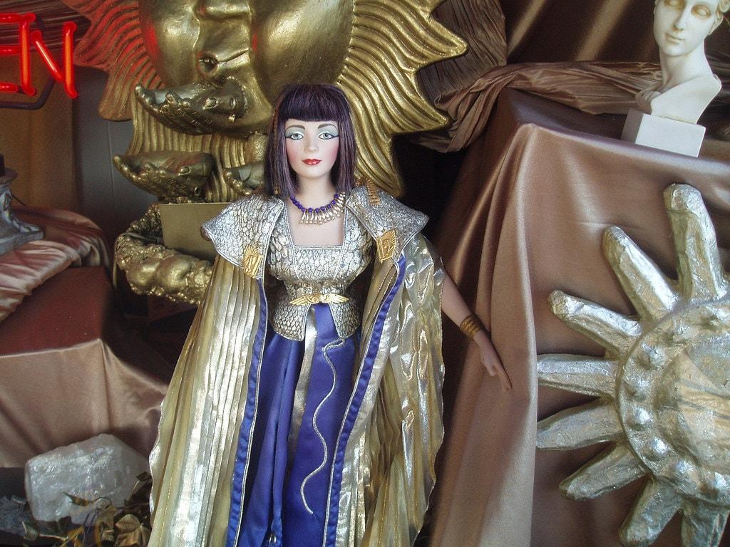 Modern Cleopatra