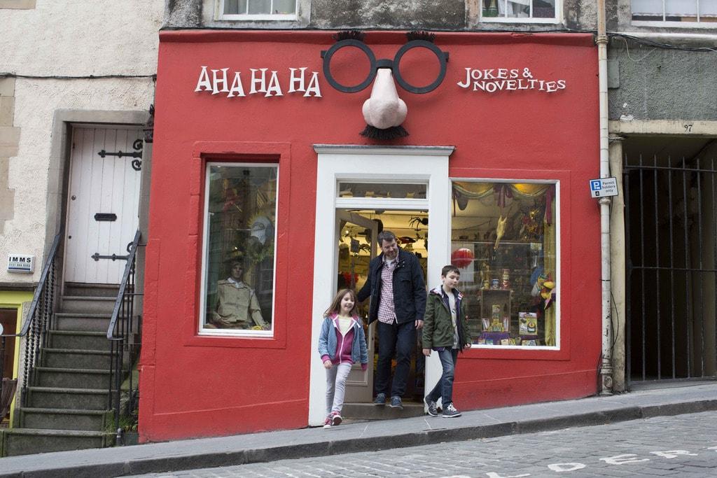 Ah Ha Ha Joke Shop