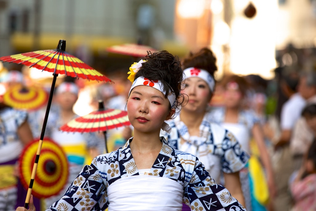 A Year in 22 Japanese Festivals