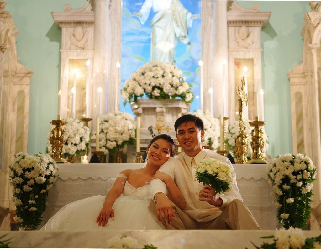 Indian Philippines wedding, Kerala Philippines Wedding