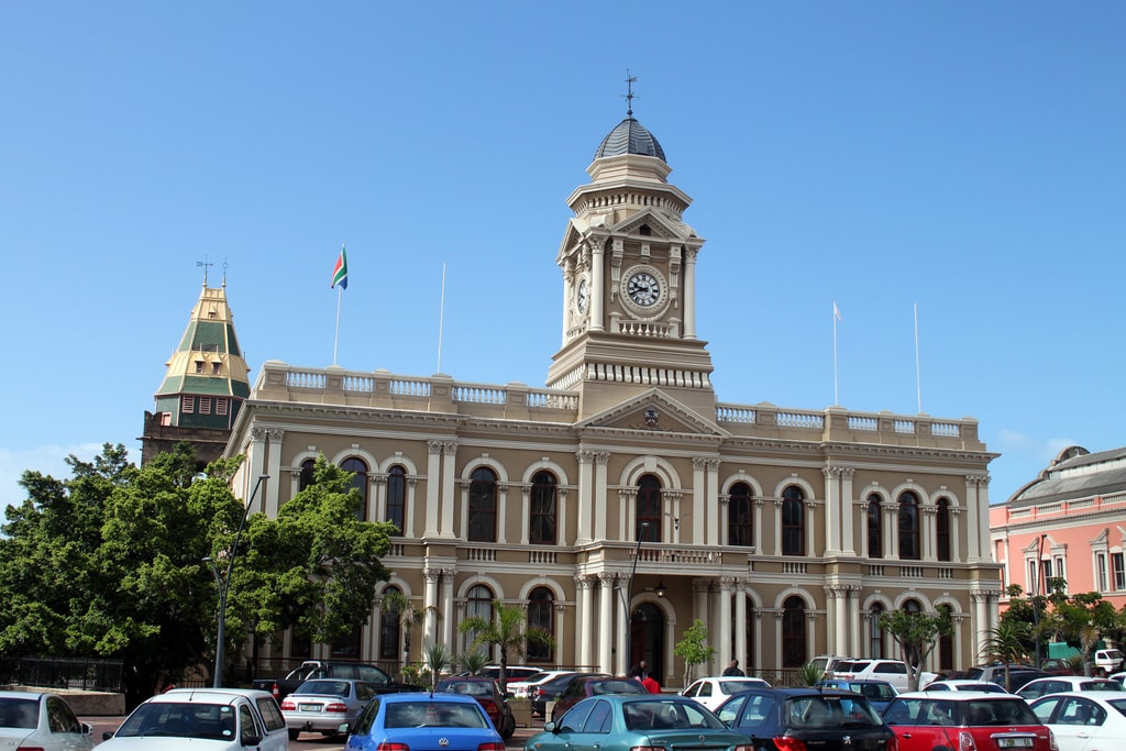Port Elizabeth City Hall