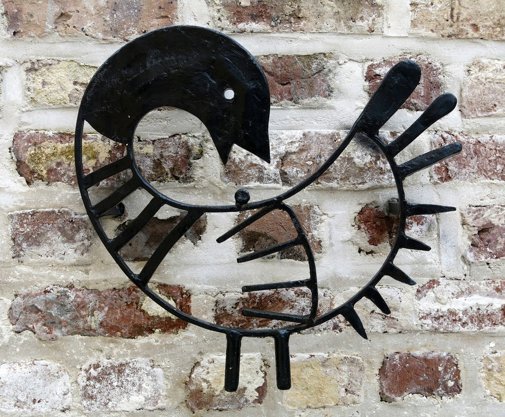 Sankofa Adinkra symbol