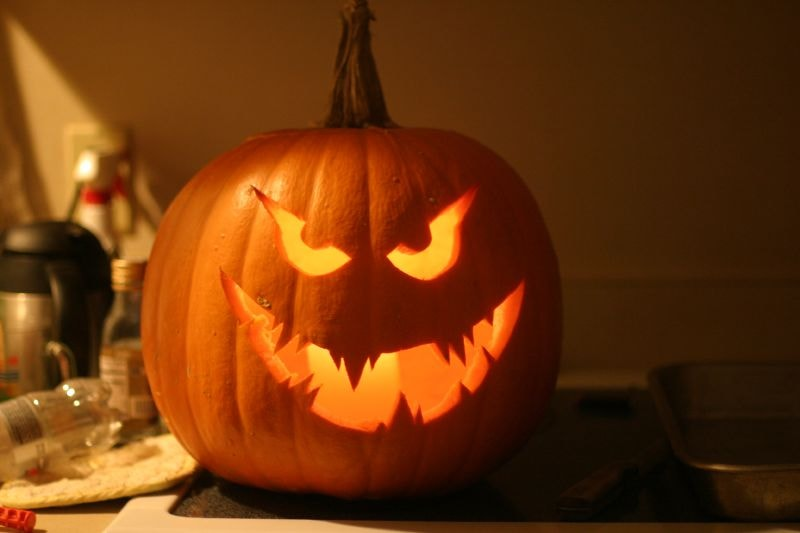 Halloween Pumpkin   © Elizabeth/Flickr