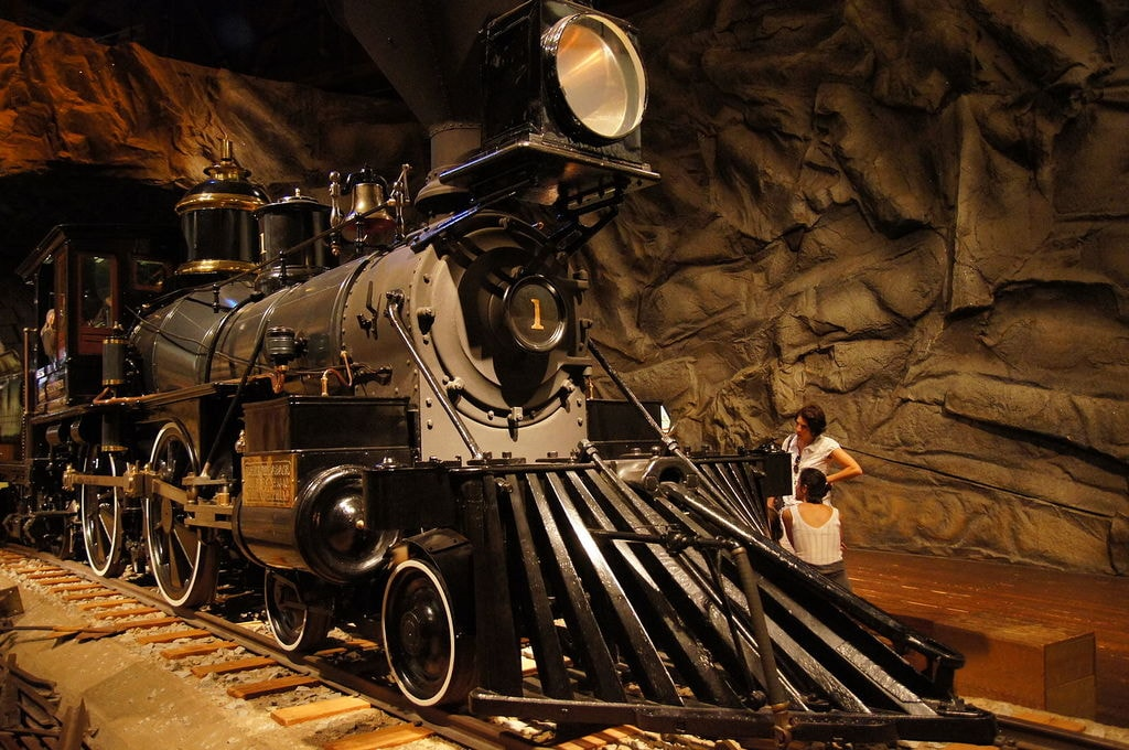 California State Railroad Museum | © Allie Caulfield / Flickr