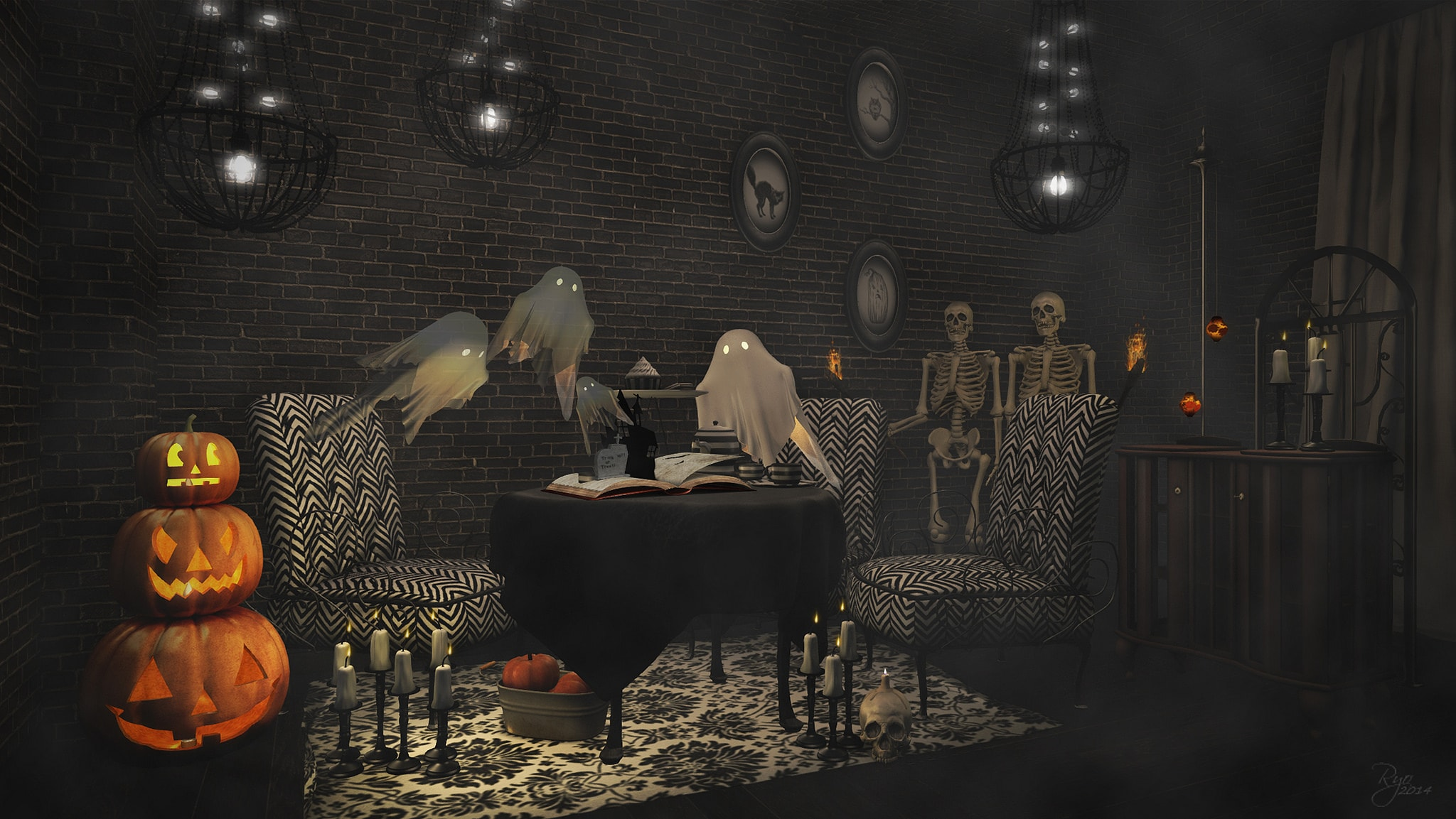Halloween Night   © Ryo/Flickr