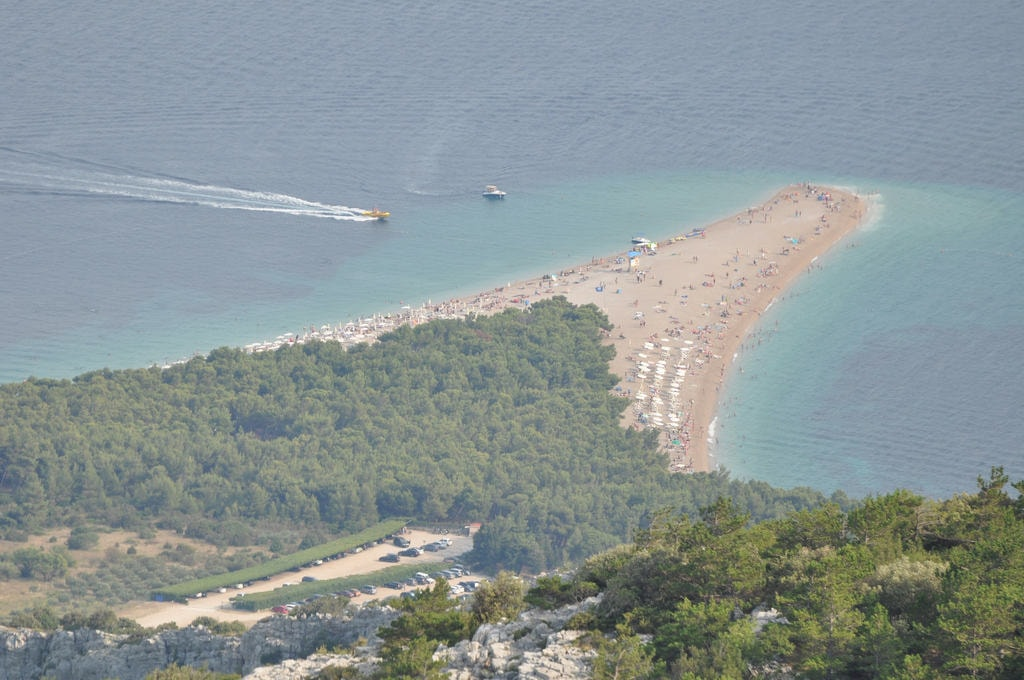 Zlatni Rat | © Kullez/Flickr