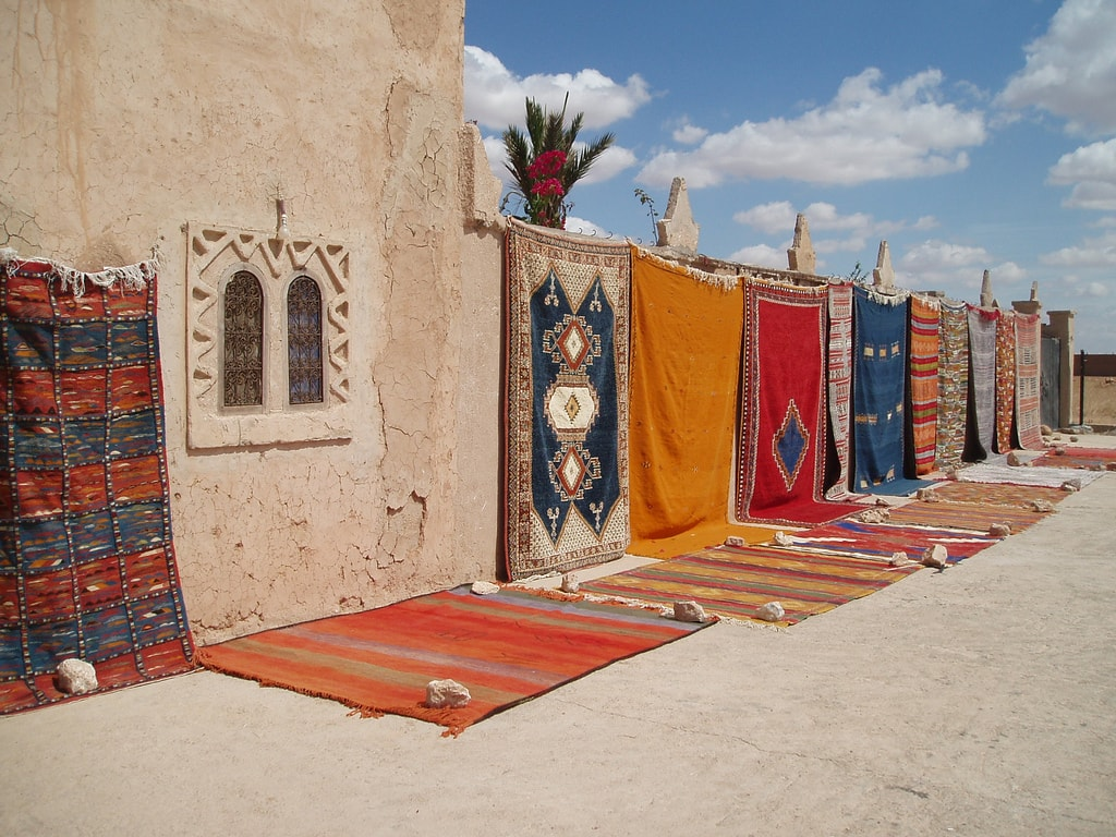 Moroccan Rugs Nancy Williams