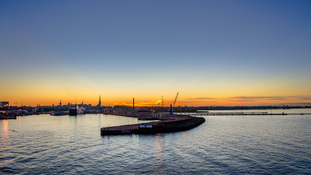 Tallinn Port | © Paulius Malinovskis/Flickr