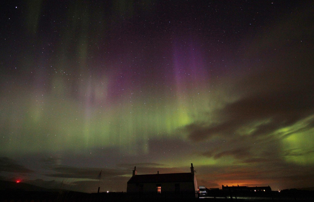 Here Are The Best Places To See The Northern Lights In