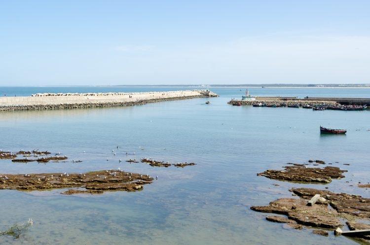 El Jadida sea views