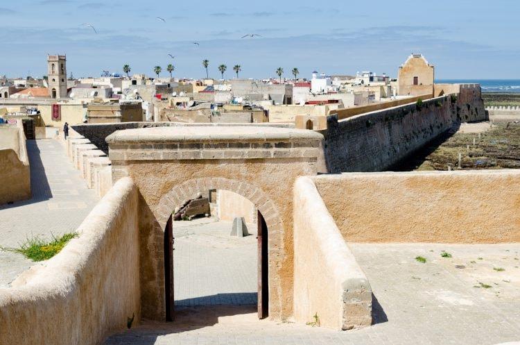 El Jadida historic area