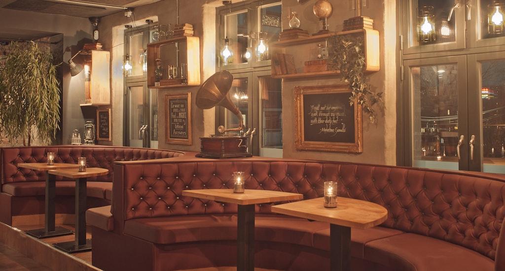 Nedre Løkka interior, courtesy of Nedre Løkka