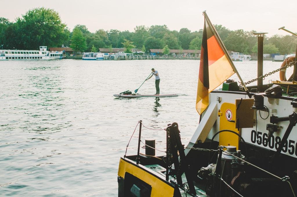 Spree river in Berlin   © Stas / Flickr