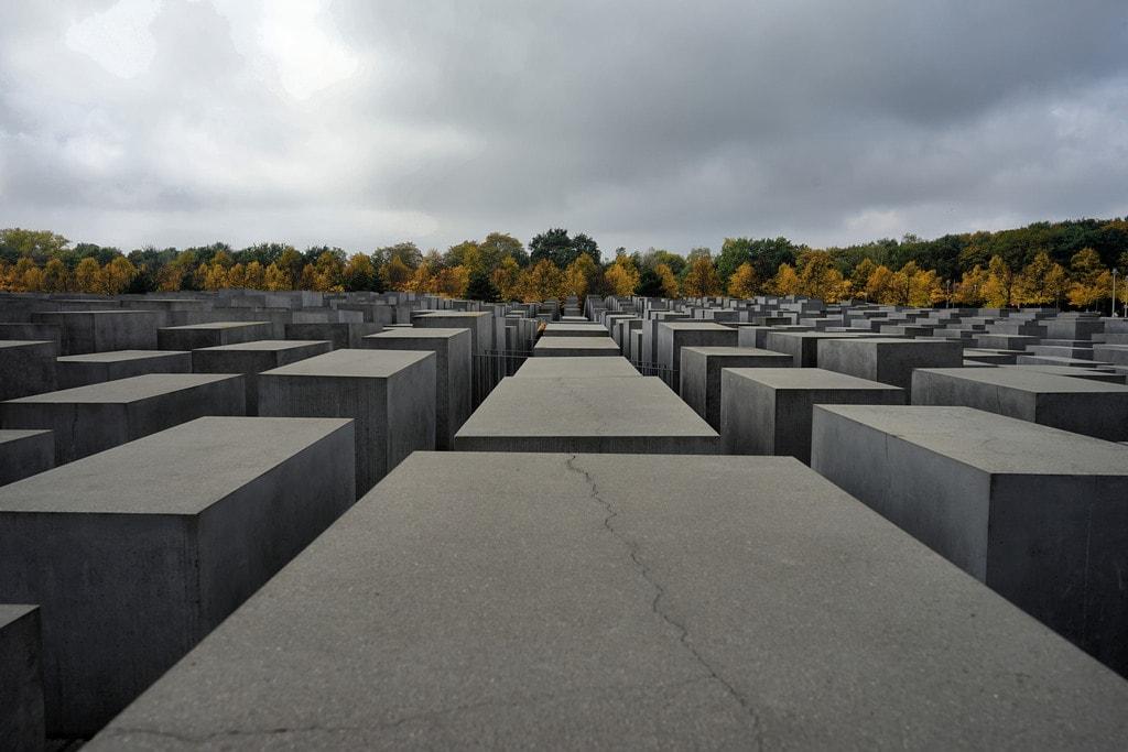 Memorial to the Murdered Jews of Europe, Berlin   © Edwin van Buuringen / Flickr
