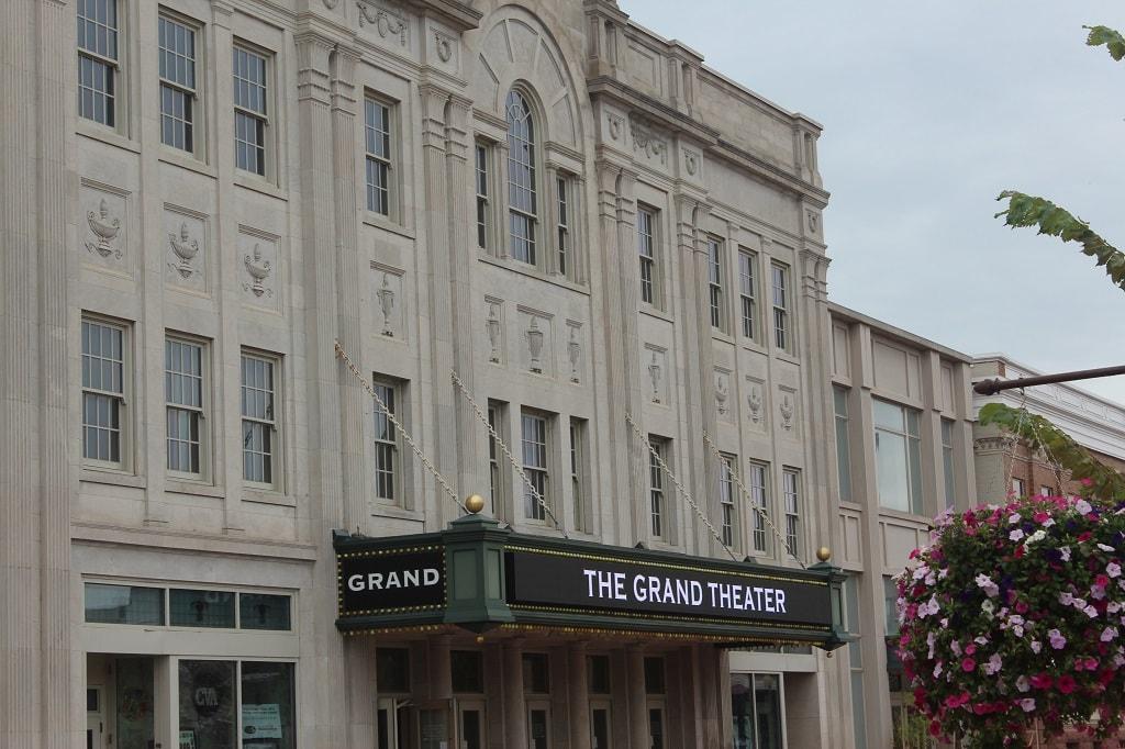 The Grand Theater | Courtesy of Jacklyn E. Grambush