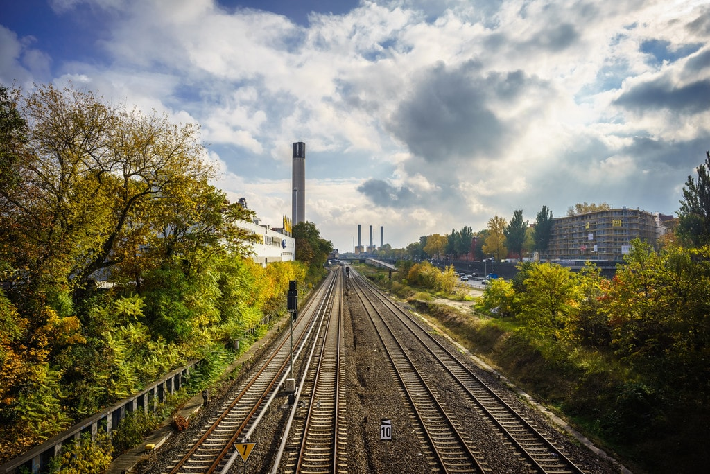 Autumnal industry in Berlin   ©x1klima / Flickr